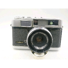 243★YASHICA-minister旁軸相機/機身編號:M1105540