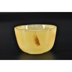 (P9520)《牛角杯》一件杯子直徑:5.6cm高:3.4cm重:24.5(au25390652)_7788舊貨商城__七七八八商品交易平臺(7788.com)