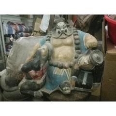 老鐘馗擺件大雕塑(au25393354)_7788舊貨商城__七七八八商品交易平臺(7788.com)