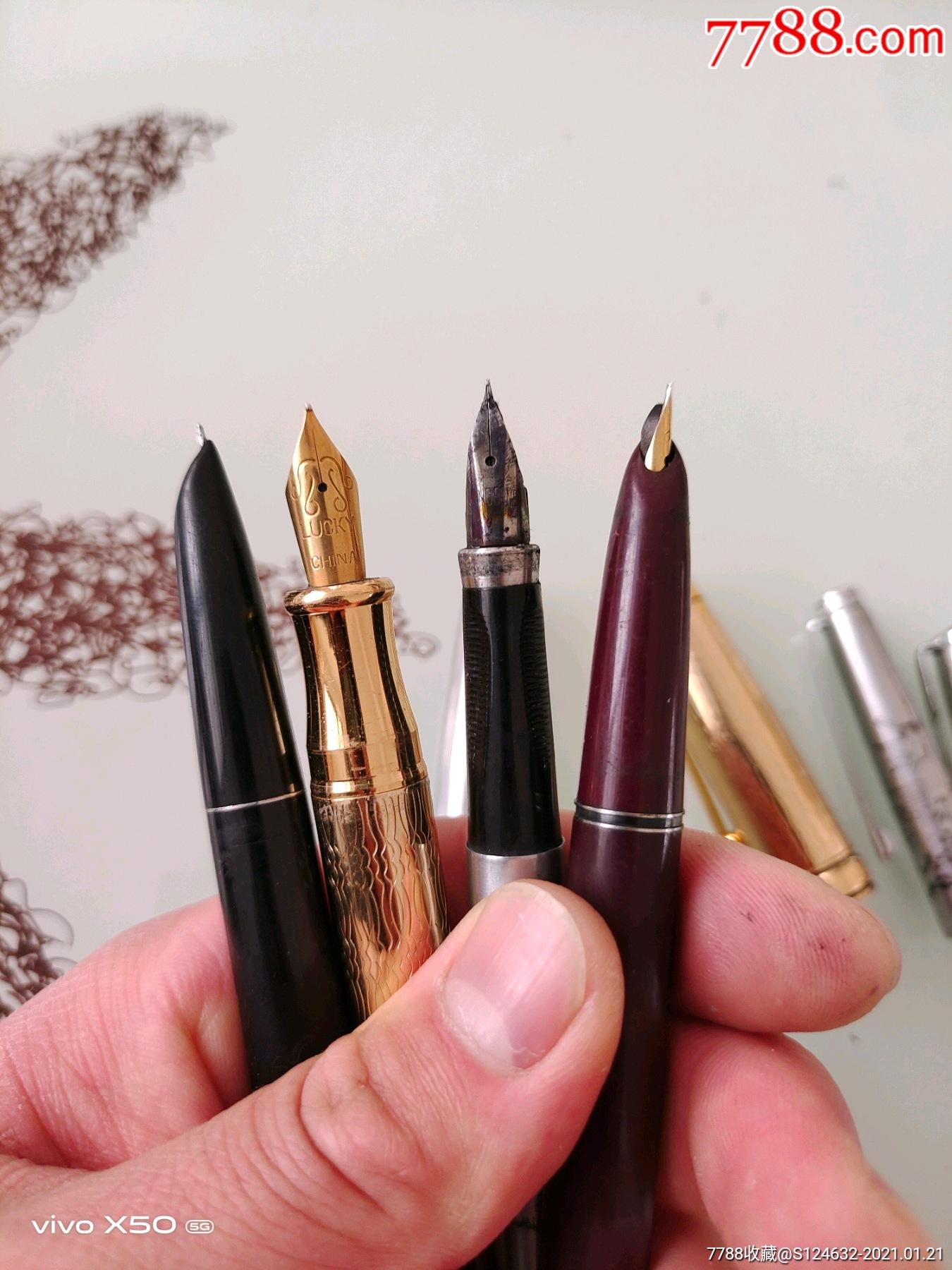 舊永生英雄鋼筆等二十支合售_價格541元_第11張_
