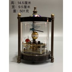琉璃蜻蜓鐘表:(au25394971)_7788舊貨商城__七七八八商品交易平臺(7788.com)