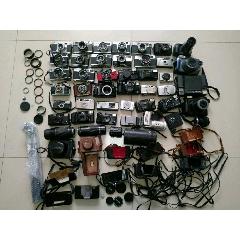 一堆相機配件打包出售