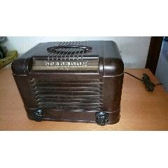 二戰時期美制電子管收音機(au25406079)_7788舊貨商城__七七八八商品交易平臺(7788.com)