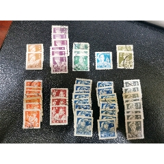 (86)不懂郵票,請看好隨便拍。(zc25416106)_7788舊貨商城__七七八八商品交易平臺(7788.com)