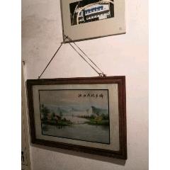 文革玻璃畫(au25416345)_7788舊貨商城__七七八八商品交易平臺(7788.com)