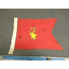 少年先鋒隊旗,長87厘米,寬57厘米(zc25417842)_7788舊貨商城__七七八八商品交易平臺(7788.com)