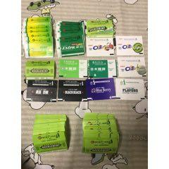 口香糖包裝紙一堆359枚(zc25425811)_7788舊貨商城__七七八八商品交易平臺(7788.com)