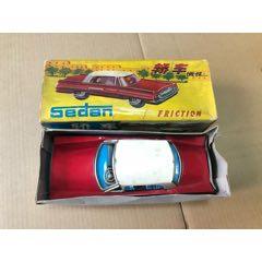 懷舊鐵皮玩具-----慣性轎車MF186【春節快樂】(au25434276)_7788舊貨商城__七七八八商品交易平臺(7788.com)