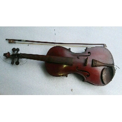 50年代紅木弦板手工小提琴(au25426072)_7788舊貨商城__七七八八商品交易平臺(7788.com)