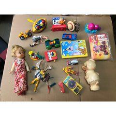 早期老娃娃玩具,麥當勞肯德基玩具一堆合拍【春節快樂】(au25426557)_7788舊貨商城__七七八八商品交易平臺(7788.com)