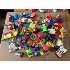 麥當勞肯德基玩具一堆合拍【春節快樂】(au25426601)_7788舊貨商城__七七八八商品交易平臺(7788.com)
