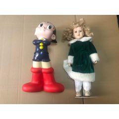 早期阿童木玩具擺件,娃娃玩具合拍(au25428909)_7788舊貨商城__七七八八商品交易平臺(7788.com)