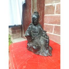 木雕如意觀音人物(au25430290)_7788舊貨商城__七七八八商品交易平臺(7788.com)