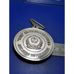新疆公安系統第八屆警察運動會獎章。。個大(au25430535)_7788舊貨商城__七七八八商品交易平臺(7788.com)