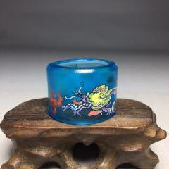 """琉璃扳指琉璃自古以來都是宮廷皇室的專用,不僅如此,琉璃在佛家意義被譽為""""佛教七(au25432853)_7788舊貨商城__七七八八商品交易平臺(7788.com)"""