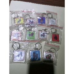 1999中國郵政賀年(有獎)鑰匙扣(au25435890)_7788舊貨商城__七七八八商品交易平臺(7788.com)