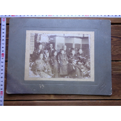 相10日本藏書家早年舊藏清末、民國同時期的老照片一組(au25440998)_7788舊貨商城__七七八八商品交易平臺(7788.com)