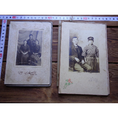 相15日本藏書家早年舊藏清末、民國同時期的老照片一組(au25441004)_7788舊貨商城__七七八八商品交易平臺(7788.com)