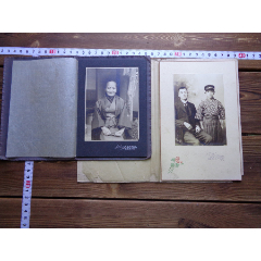 相18日本藏書家早年舊藏清末、民國同時期的老照片一組(au25441009)_7788舊貨商城__七七八八商品交易平臺(7788.com)