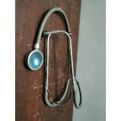 似乎是全新聽診器。聽心臟心跳。醫院診所醫生醫療器械設備儀器類。(au25438411)_7788舊貨商城__七七八八商品交易平臺(7788.com)