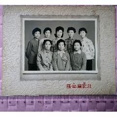 大約七八十年代的女性老照片,帶底板,保存完好(au25440569)_7788舊貨商城__七七八八商品交易平臺(7788.com)