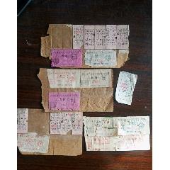 上世紀八十年代29張老火車票和客車票(合拍)(zc25440925)_7788舊貨商城__七七八八商品交易平臺(7788.com)