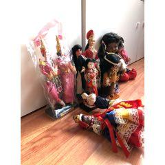 老娃娃世界民族娃娃人形擺件(au25442187)_7788舊貨商城__七七八八商品交易平臺(7788.com)