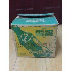 可口可樂公司,雪碧箱子(au25459518)_7788舊貨商城__七七八八商品交易平臺(7788.com)