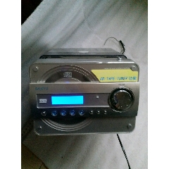 三洋CD機磁帶機一體機音響外觀無破損使用正常,無喇叭(au25463503)_7788舊貨商城__七七八八商品交易平臺(7788.com)