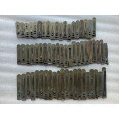 可能是50年代樂器配件A277,共60多個,上面有標,品相如圖(au25463723)_7788舊貨商城__七七八八商品交易平臺(7788.com)