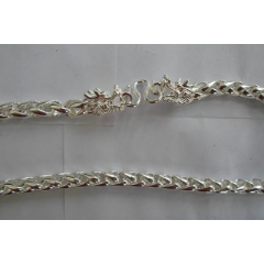 ·銀質項鏈一條·造型大氣漂亮·完整好用的·品相買家自定·(au25471740)_7788舊貨商城__七七八八商品交易平臺(7788.com)