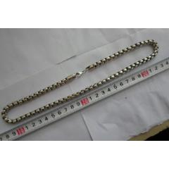 ·銀質項鏈一條·造型大氣漂亮·完整好用的·品相買家自定·(au25471744)_7788舊貨商城__七七八八商品交易平臺(7788.com)