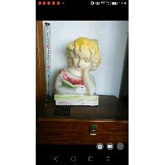 雕像:讀書的少女(zc25473257)_7788舊貨商城__七七八八商品交易平臺(7788.com)