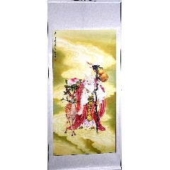 保真銷售,江蘇美協名家丁惠興先生手繪4尺人物精品真跡(zc25476822)_7788舊貨商城__七七八八商品交易平臺(7788.com)