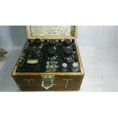 1960年QJ2便攜式試驗器-上海新光儀器廠出品(au25478033)_7788舊貨商城__七七八八商品交易平臺(7788.com)