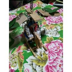 木頭彈簧玩具,小人飛機(zc25480782)_7788舊貨商城__七七八八商品交易平臺(7788.com)
