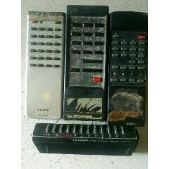 幾個不容易找到的老遙控器(zc25483489)_7788舊貨商城__七七八八商品交易平臺(7788.com)