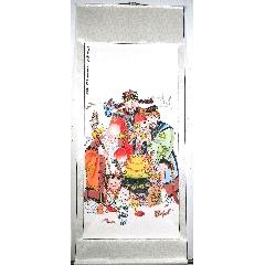 保真銷售,江蘇美協名家丁惠興先生手繪4尺人物精品真跡(zc25493613)_7788舊貨商城__七七八八商品交易平臺(7788.com)