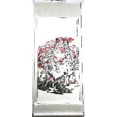 保真銷售,江蘇美協名家丁惠興先生手繪4尺人物精品真跡(zc25488325)_7788舊貨商城__七七八八商品交易平臺(7788.com)