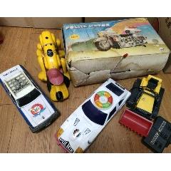 懷舊老玩具塑料電動汽車-線控玩具車–玩具摩托車合拍玩具(au25487127)_7788舊貨商城__七七八八商品交易平臺(7788.com)