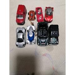 《各種賽車和轎車》八輛(au25488107)_7788舊貨商城__七七八八商品交易平臺(7788.com)