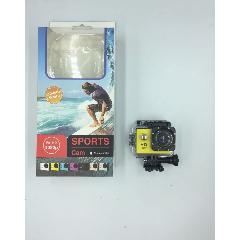 全新多功能黃色款可潛水運動數碼攝像機(含8G內存卡)(au25489361)_7788舊貨商城__七七八八商品交易平臺(7788.com)