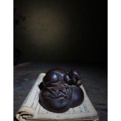 紫砂茶寵擺件創意飾品(zc25490630)_7788舊貨商城__七七八八商品交易平臺(7788.com)
