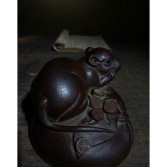 紫砂茶寵擺件創意飾品(au25490631)_7788舊貨商城__七七八八商品交易平臺(7788.com)