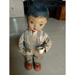 五六十年代老發條玩具娃娃(au25492162)_7788舊貨商城__七七八八商品交易平臺(7788.com)