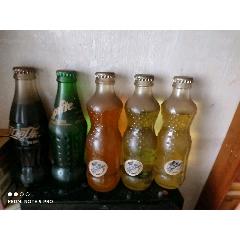 2005年200mL可口可樂瓶一套(au25492346)_7788舊貨商城__七七八八商品交易平臺(7788.com)