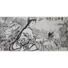 吳山明、浙江省美術家協會副主席、杭州美術家協會主席、人物(au25493371)_7788舊貨商城__七七八八商品交易平臺(7788.com)