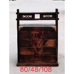 清代榆木食盒,完好無損。(au25495059)_7788舊貨商城__七七八八商品交易平臺(7788.com)
