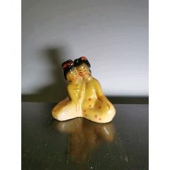 很少見的人物雕塑瓷器,泥塑?中日友好?陶瓷瓷器精品收藏。(au25495733)_7788舊貨商城__七七八八商品交易平臺(7788.com)