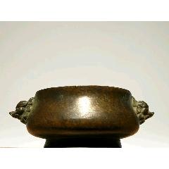 紫銅香爐,造型雅致,裹漿有加,落款清晰,使用把玩即可。(au25618655)_7788舊貨商城__七七八八商品交易平臺(7788.com)